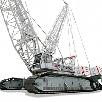 CC 2000-1 Lattice Boom Crawler Crane